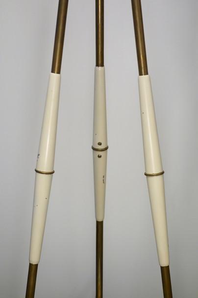 Lampadaire Italien attribué à Arredoluce, 1950's
