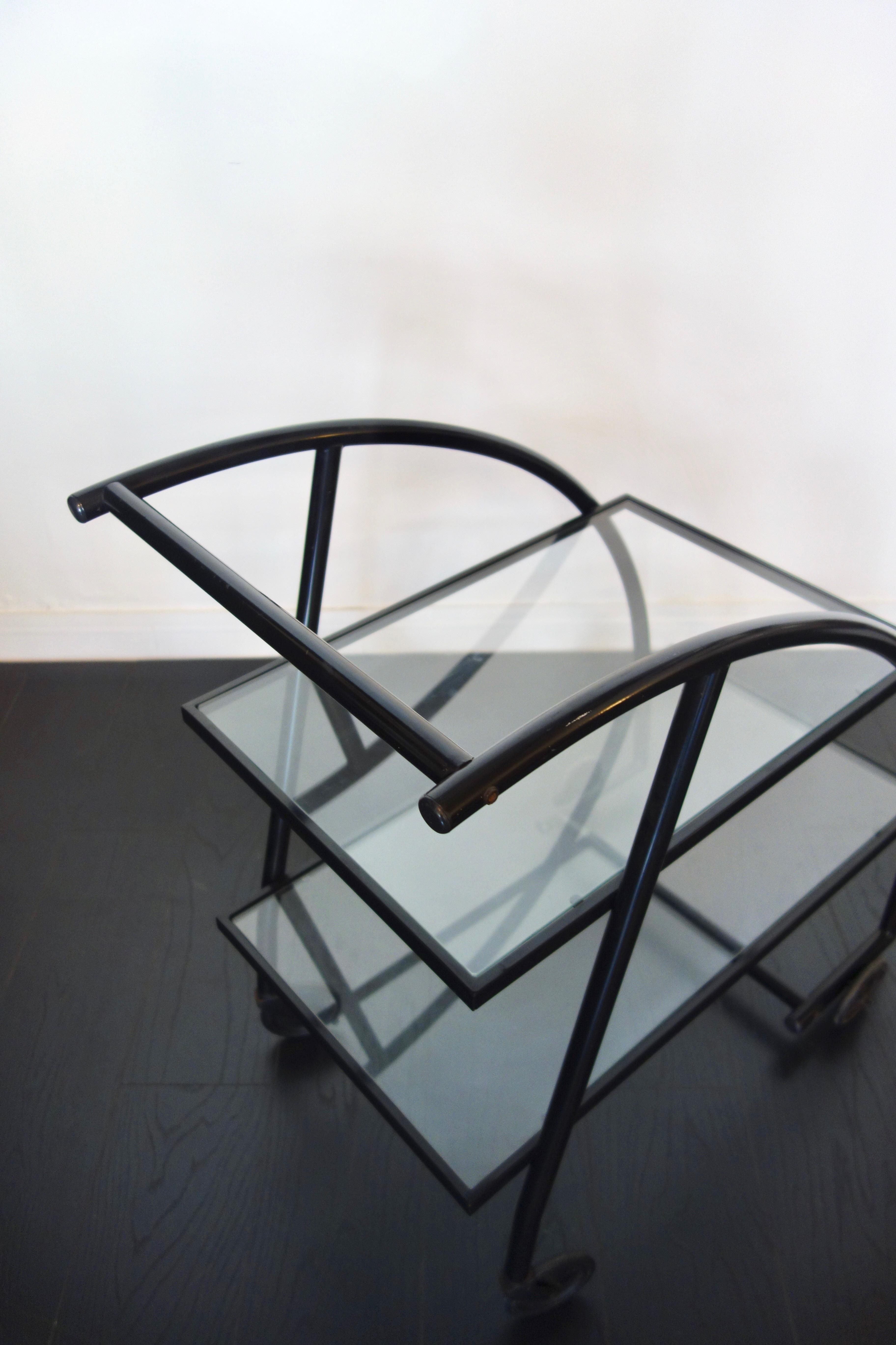 Desserte par Philippe Starck année 80