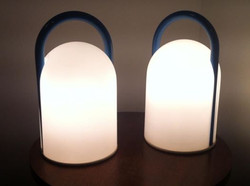 Paire lampes TENDER ROMOLO LANCIANI