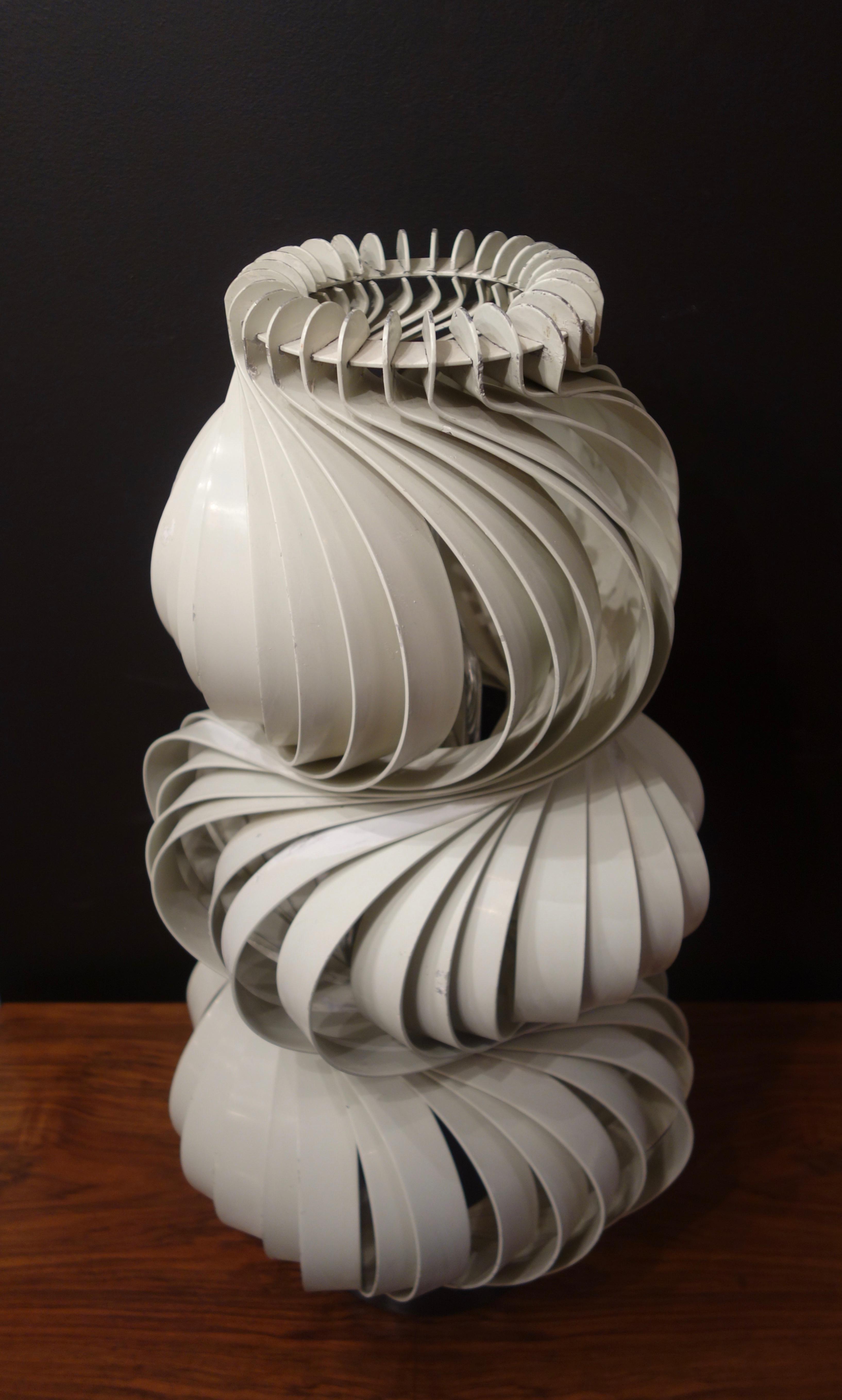 Lampe Médusa d'Olaf Von Bohr pour Valenti en 1968