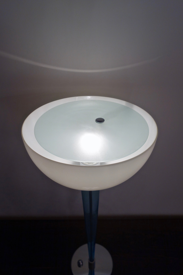 Paires de lampes Coppa de Jeannot Cerutti pour Veart des années 1980's