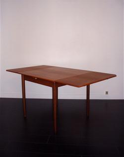 Table à manger Danoise en teck année 60