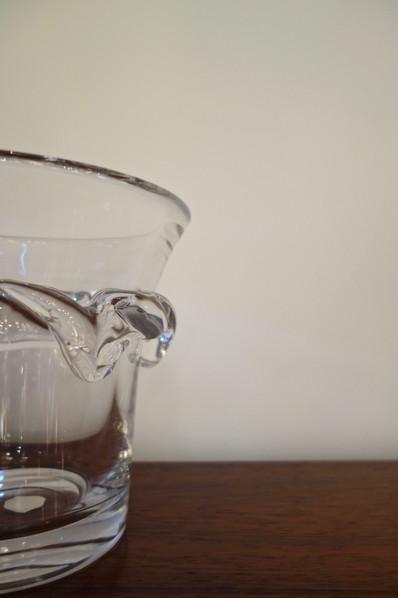 Vase _ Seau à glace Sorcy par Daum des a