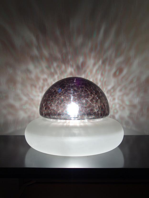 Lampe Poveglia de Gae Aulenti pour Vistosi
