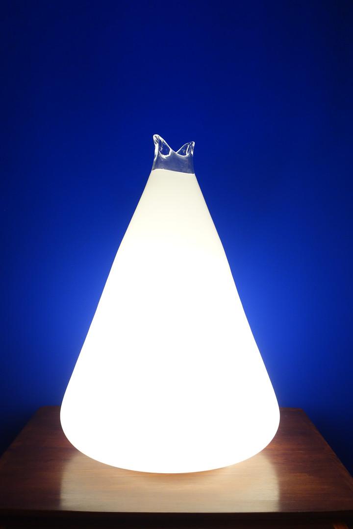 Lampe Buto de Noti Massari pour Leucos,