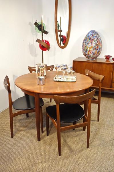 Table à manger danoise en teck