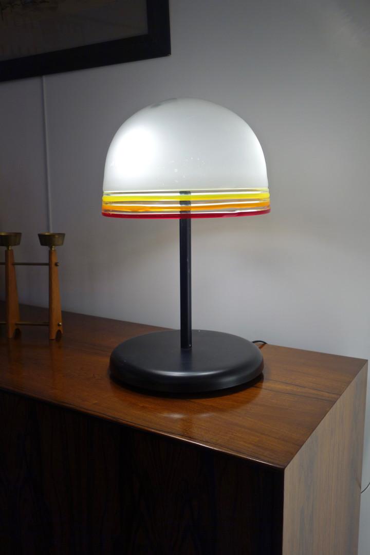 Lampe de Roberto Pamio et Renato Toso po