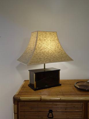 Lampe Pagode en plexiglas