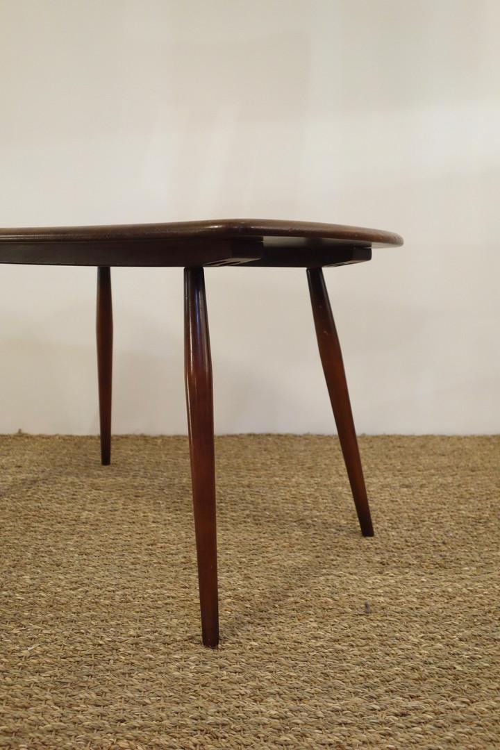 Table basse Luciano Ercolani pour Ercol