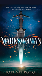 MARKSWOMAN (Asiana series, Book 1)