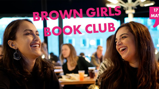 Brown Girls Book Club takeover...
