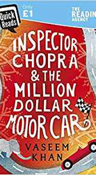 Inspector Chopra & the Million-Dollar Motor Car (a Baby Ganesh Agency short story, Quick Reads 2