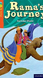 Rama's Journey (Oxford Reading Tree TreeTops Myths and Legends: Level 13: Rama's Journey)