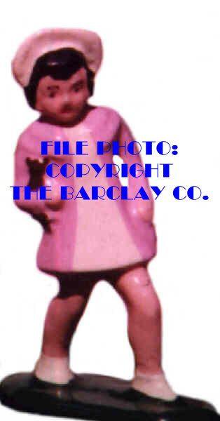 #004 - Little Girl
