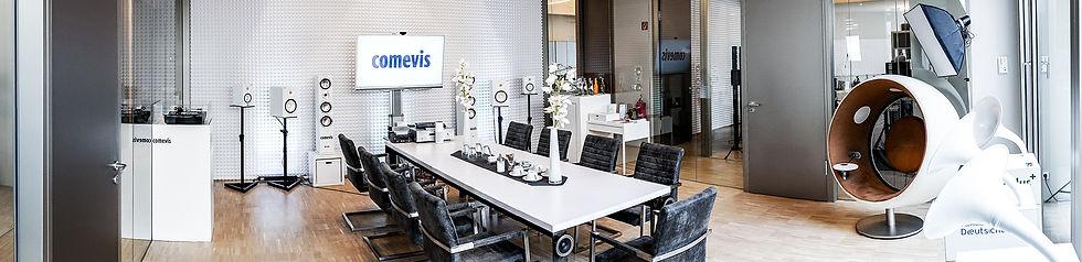 comevis - So klingt Erfolg - akustische Markenführung - Soundbranding - Audio Voice - Corporate Sound - Sounddesign - Agentur - About