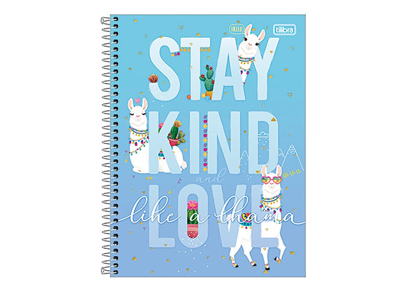 Cuaderno Class Stay Kind Tilibra