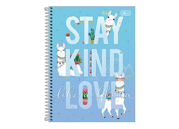 Cuaderno Class Stay Kind Tilibra