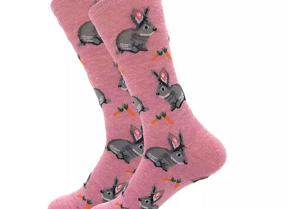 Calcetines Conejos