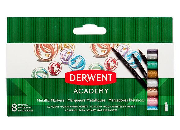 Marcadores Metálicos Derwent