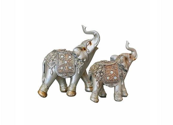 Elefantes decorativos
