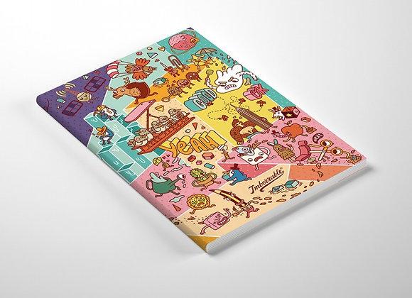 Cuaderno Achopistacho