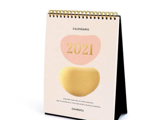 Calendariode Charuca Mesa 2021