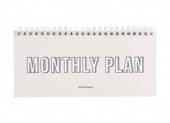 Planner Mensual