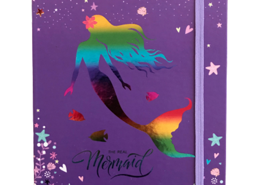 Libreta Mermaid