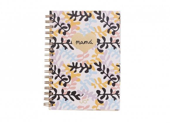 Cuaderno Mamá