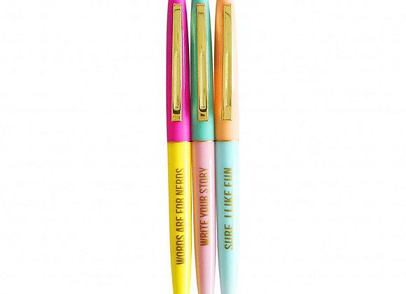 Set lápices Very Fun
