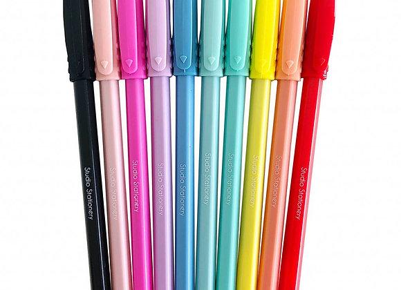 Set lápices Más fuerte que las palabras