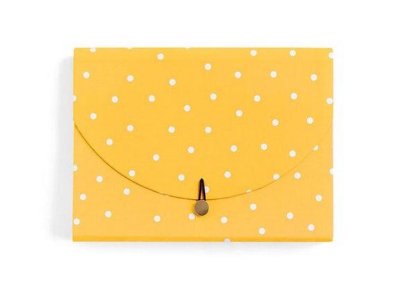 Kit Carpeta de la Jefa. Amarilla