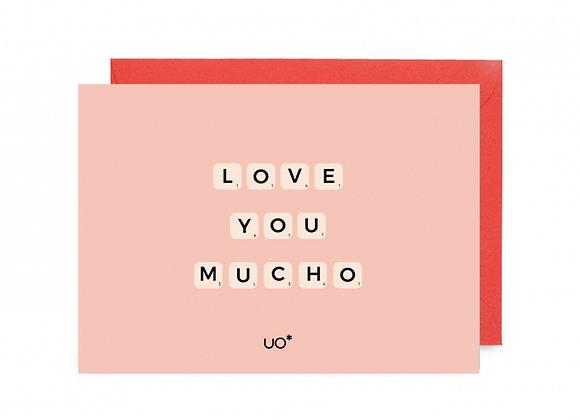 Postal Love You Mucho