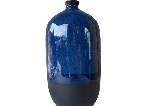 Jarrón Azul