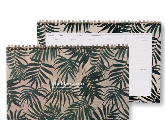 "Organizador Semanal ""Jungle"""