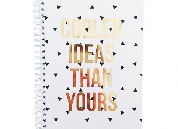 Cuaderno Cooler Ideas