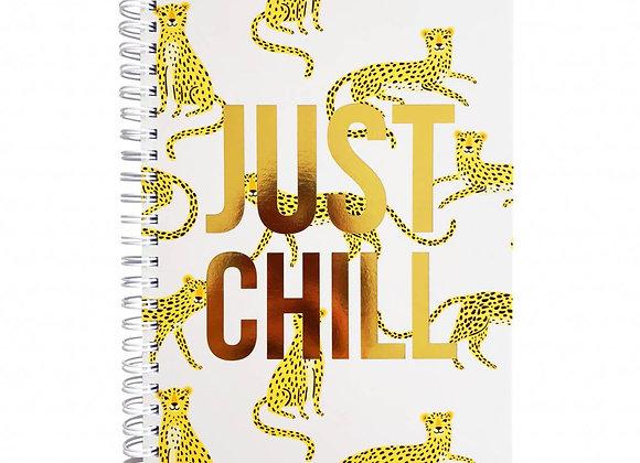Cuaderno Just Chill