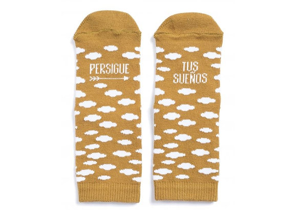 Mini calcetines persigue tus sueños