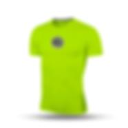 Kelme-k15z731-uomini-fluorescente-verde-