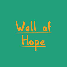 wall of hope - artotel for hope