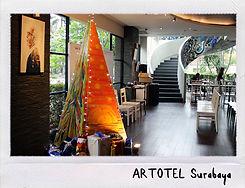 artotel surabaya - artotel for hope