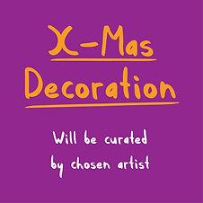 xmas decoration - artotel for hope