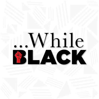 WHILE BLACK