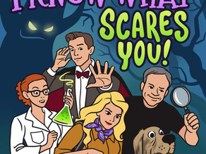 """Airwave Media launches new podcast: """"I Know What Scares You"""""""