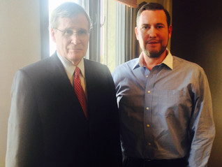 Episode 11:  Stephen Hadley, Former National Security Advisor to President Bush, on ISIS, Russia And