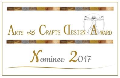 Arts & Crafts Design Award 2017