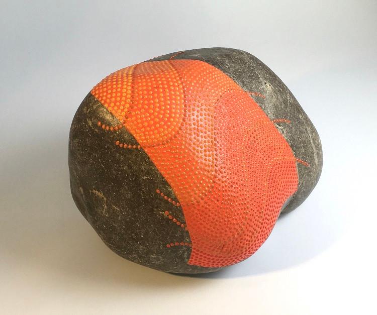 Ein kraftvoller Stein, der uns in dieser Zeit Mut schenken möchte...
