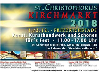 Advent in Friedrichstadt