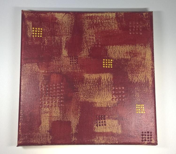 Gold im Quadrat