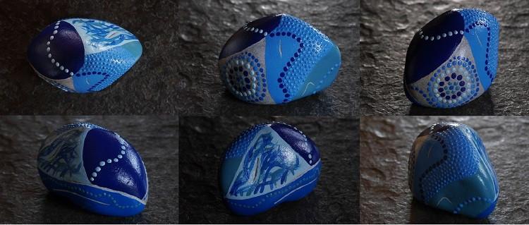 Ein Stein mit vielen Gesichtern